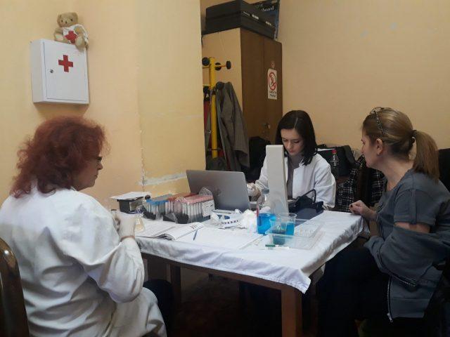 Собрани 42 единици крв на крводарителската акцијата во Црвен крст Кочани