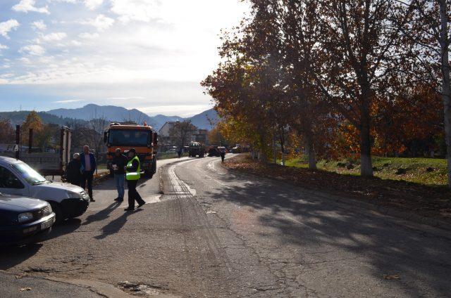 Локалниот пат од Виница до Јакимово ќе добие нов асфалт