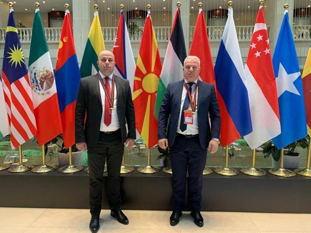 """Градоначалникот на Виница учесник на Меѓународната конференција Урбана алијанса """"Патот на свилата"""" во Кина"""