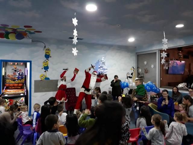 Новогодишна магија во Игротека Амор
