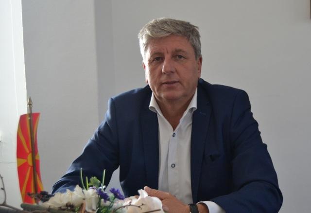Новогодишна честитка на градоначалникот Николчо Илијев до граѓаните на Кочани