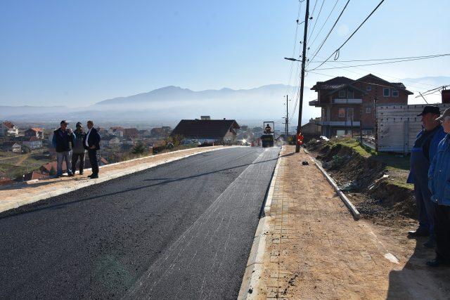 Реконструкција на седум улици во Кочани