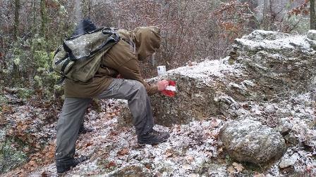 """Планинарите од ПСК """"Осогово"""" ја обележаа патека од Оризари до Пресека"""