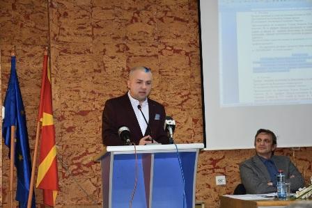 Гест за пример ! Советникот Венко Крстевски го донираше својот месечен паушал за Детското одделение при Општа болница Кочани