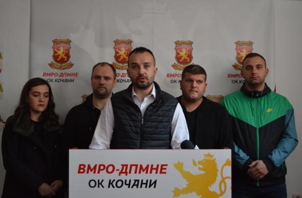 Лефков: Се откажувам од платата, ја повикувам и Директорката на Фондот за здравство во Кочани да го стори истото