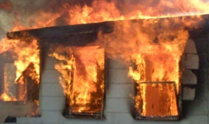 """Пожар во куќа на улицата""""Стамен Манов"""", нема повредени"""