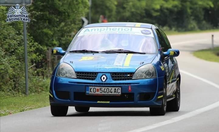 Втора трка од  Државниот шампионат во автомобилизам- Дејан Манасиев викендов настапува во Пробиштип