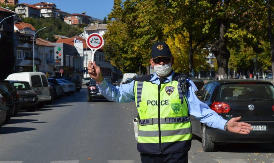 Во Кочани и Виница за еден час санкционирани 80 возачи