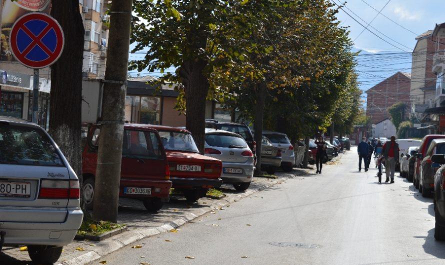 """Граѓаните бараат ослободување на тротоарот од паркираните возила на улицата """"Димитар Влахов"""""""