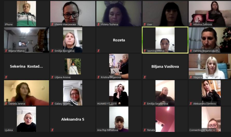 """""""Молкот не е решение"""" – Онлајн трибина на Форумот на жени на ОО СДСМ – Кочани против насилството врз жените и девојчињата"""