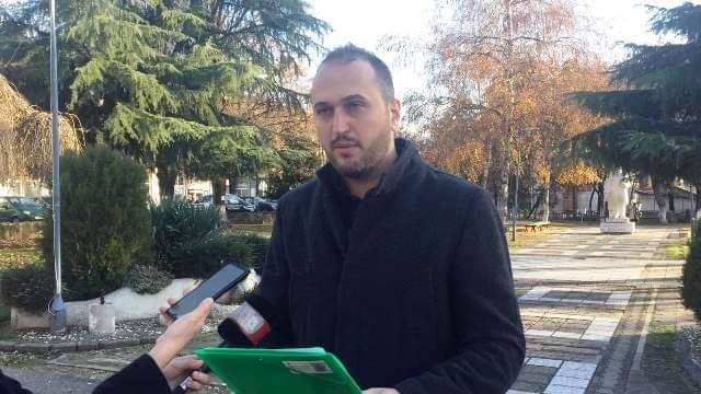 ОК на ВМРО-ДПМНЕ – Кочани – Политичка реакција