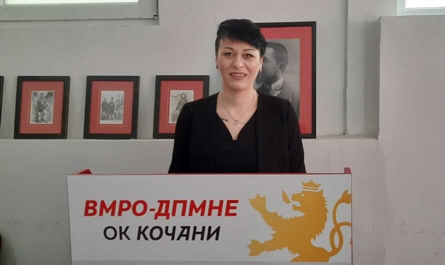 ОК на ВМРО-ДПМНЕ Кочани: Динамика во здравството или само обичен ПР?!