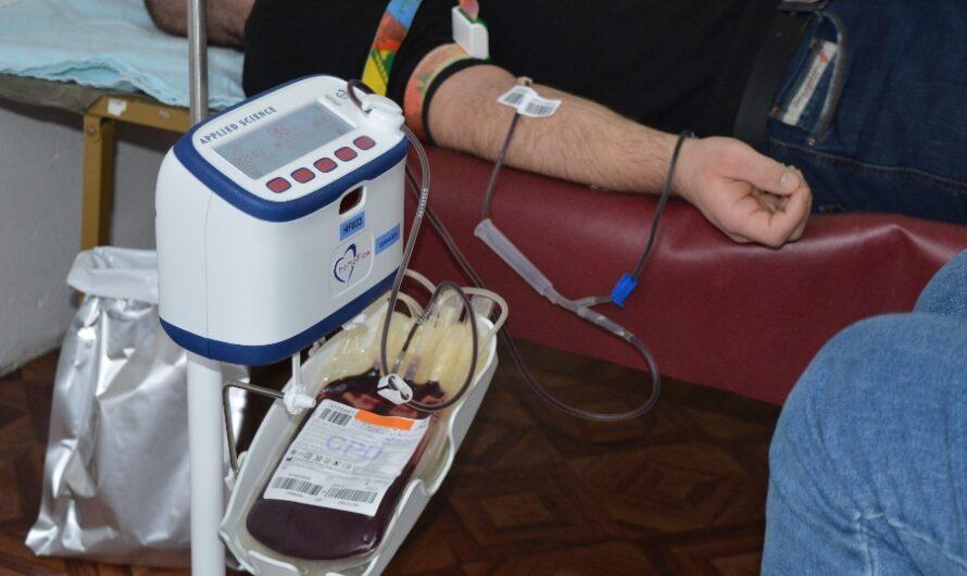 Најава: В четврток јулска акција за дарување на крв