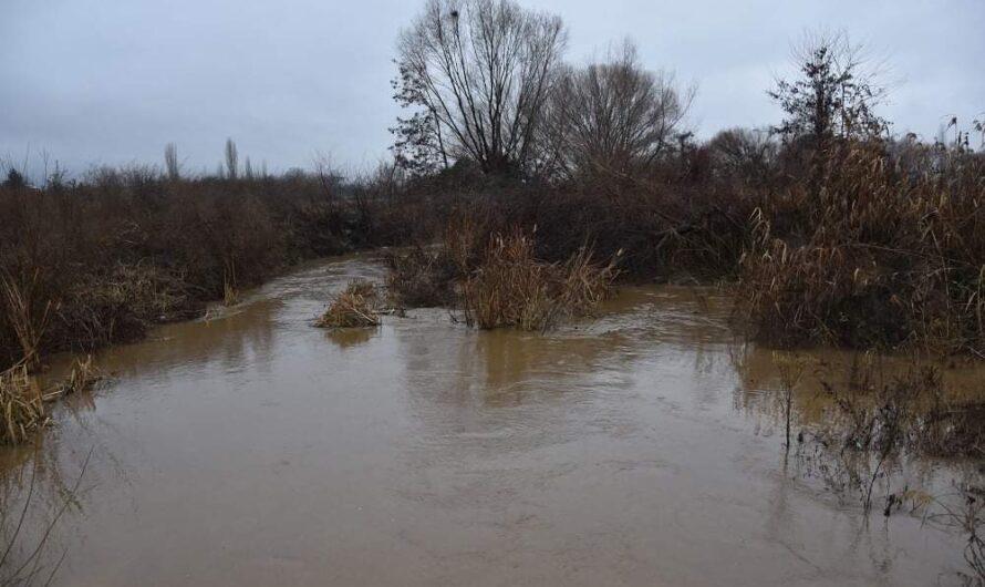 Водостојот во Кочанско е висок – засега нема опасност од поплави