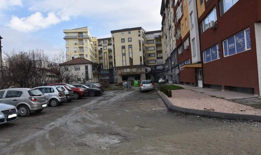 Претстои асфалтирање на стамбена и пристапна улица во централното градско подрачје