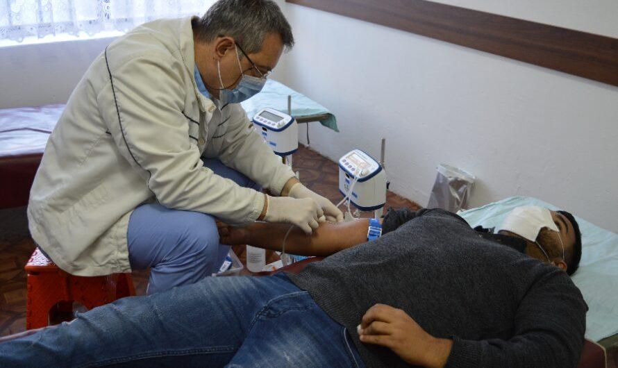 Во 2020 година во Кочани собрани 880 крвни единици