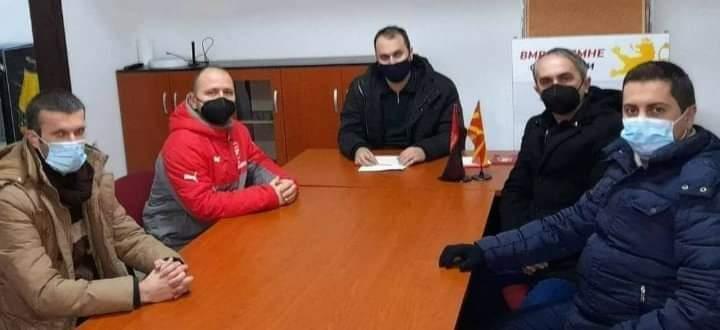 Избран новиот ОК на ВМРО ДПМНЕ Кочани