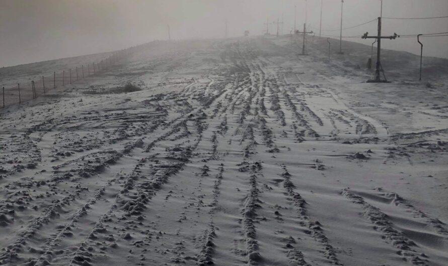 """""""Гласно"""" репортер: Несовесни граѓани со автомобили возеле по Ски-патеката 1 на Пониква"""