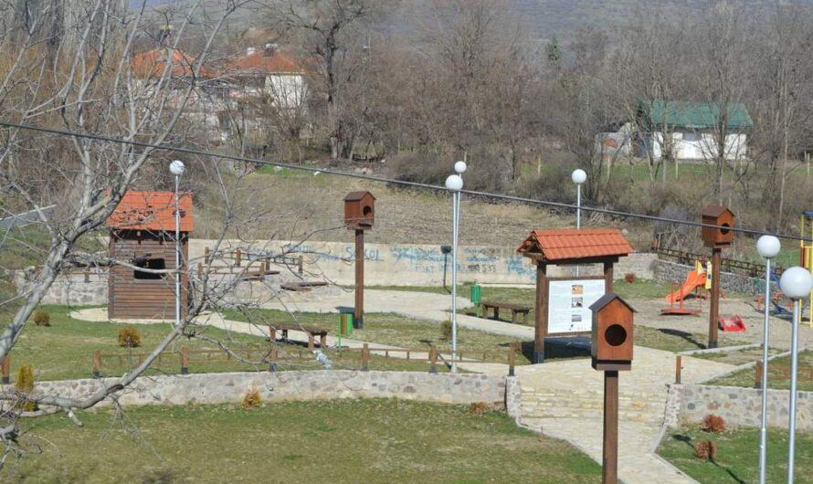 """Вандализиран """"Еко-етно паркот"""" во селото Соколарци"""