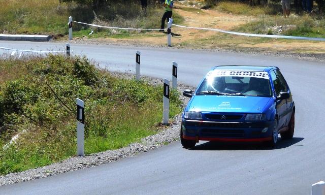 Пониква годинава центар на ридско-брзинскиот шампионат во автомобилизам на Македонија