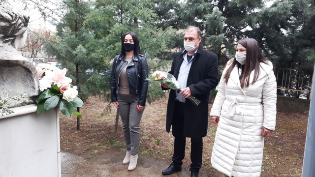 """Скромно и достоинствено одбележан патрониот празник на ОУ """"Малина Попиванова"""""""