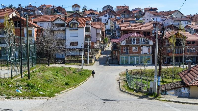 Полицијата расчисти дел од  настаните од 11 април во населбата Трајаново Трло