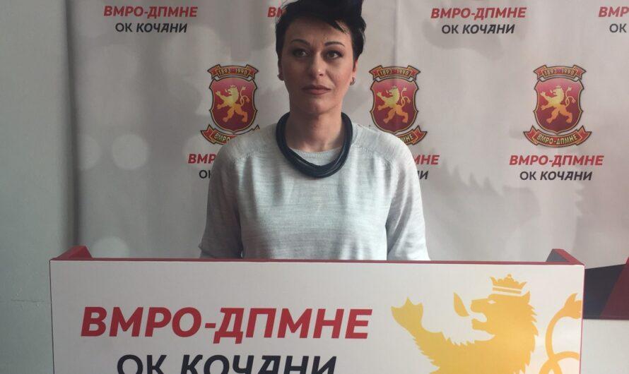 ОК на ВМРО-ДПМНЕ Кочани: Фалбите на Николчо Илијев наместо безбеден пат