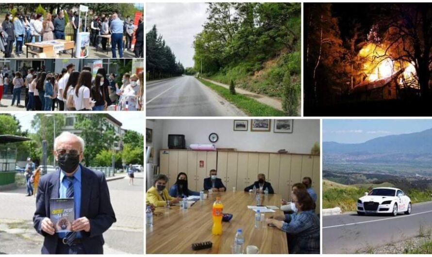 """""""Гласно"""" преглед на неделата (03 – 09 мај 2021)"""