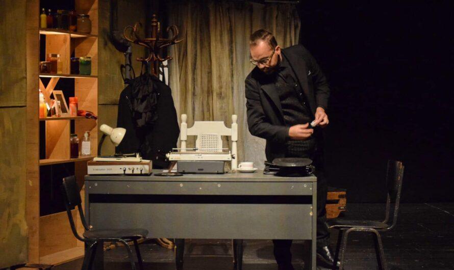 "Монодрамата ""Избувливиот човек""  ја доби Наградата од публиката на 22. Интернационален фестивал на монодрама – Битола"