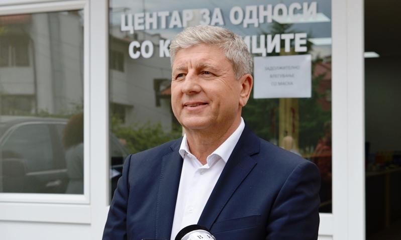 Општина Кочани: Според извештајот на ИРИ – Николчо Илијев –  градоначалник со највисоки оценки од граѓаните
