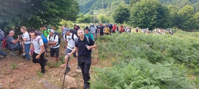 """ПСК """"Осогово"""" – 14. традиционален Петровденски планинарски марш"""
