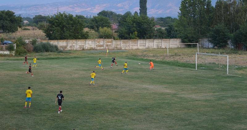 """Пораз за """"Осогово"""" на последниот подготвителен натпревар пред почетокот на новата сезона"""