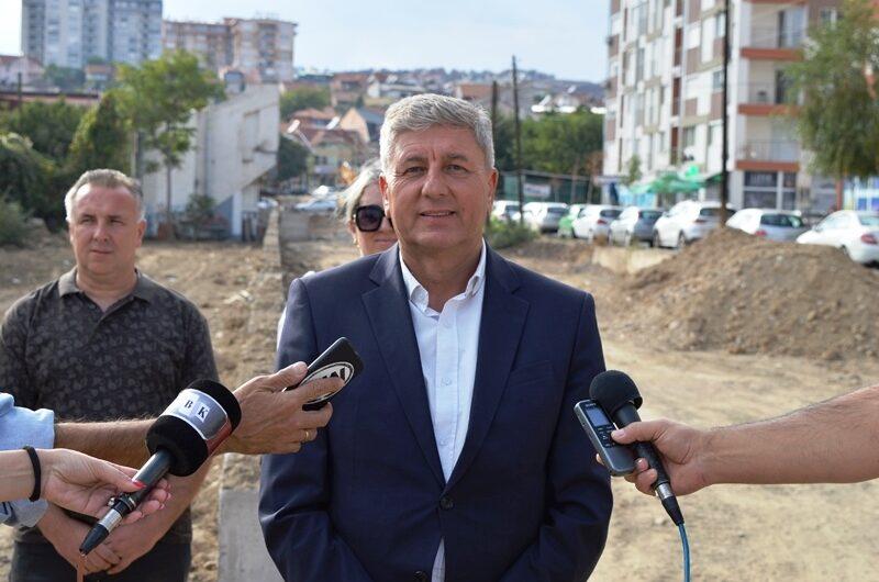 Илијев: Кочани добива урбан лик – инфраструктурните проекти се слика на нашето посветено и одговорно работење