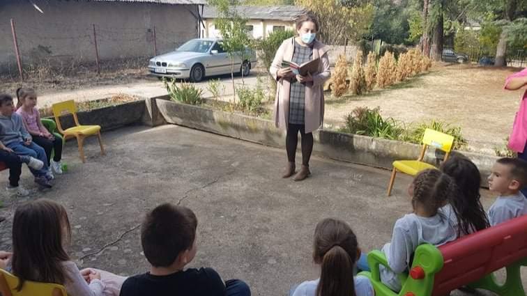 """Библиотека """"Искра"""" спроведе работилница во спомен на македонскиот поет Петре М.Андреевски"""