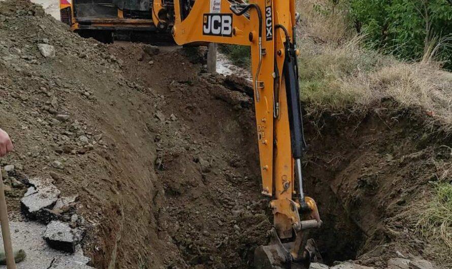 Поради дефект на водоводната мрежа – прекин на водоснабдувањето во неколку населби воКочани