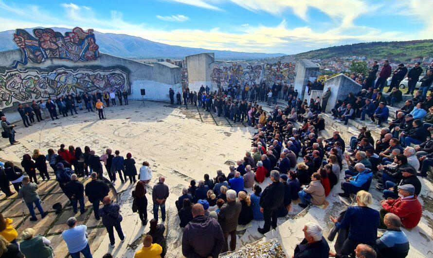 Граѓанска трибина на СДСМ во Кочани