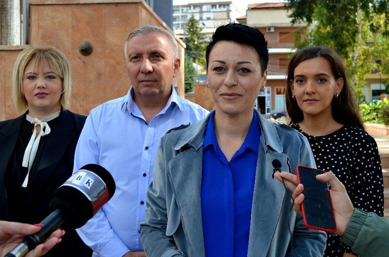 Советничката листа на ВМРО-ДПМНЕ на прес-конференција промовираше проекти за културен развој на Кочани