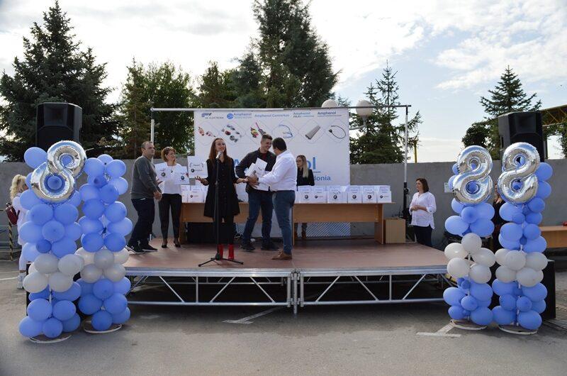 """""""Амфенол Технолоџи Македонија"""" го прослави својот 8. роденден"""