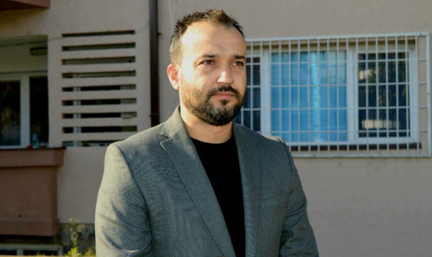 Прес-конференција на пратеникот Миле Лефков од ВМРО-ДПМНЕ