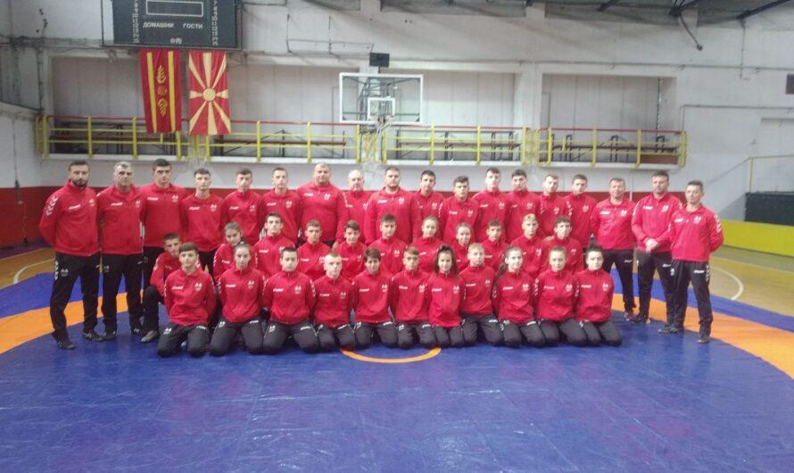 Кочани: 40 борачи репрезентативци на подготовки во пресрет на Балканијадата во борење за кадети