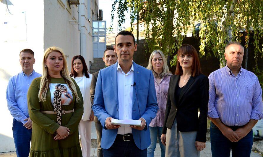 Лазаров: Силна економија дома, во нашата Општина