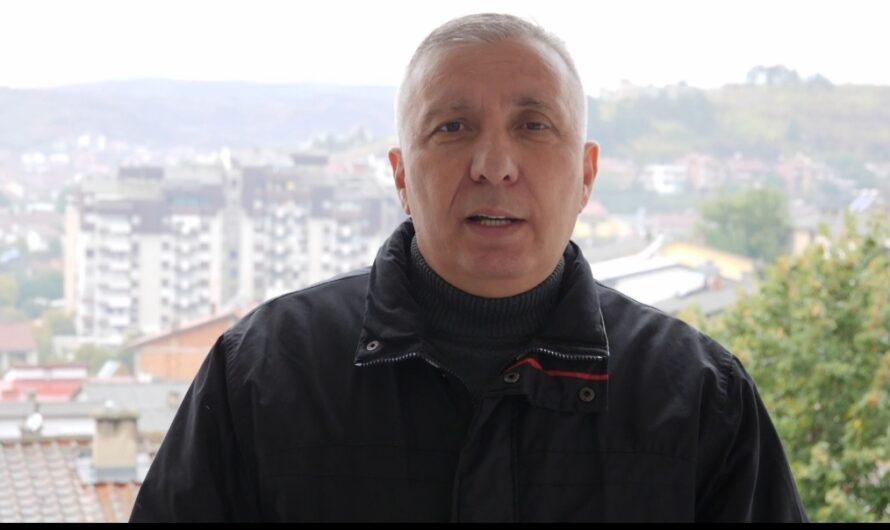 Обраќање на Љупчо Папазов, кандидат за градоначалник на Кочани од ВМРО-ДПМНЕ и коалицијата