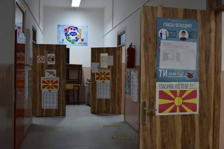 Во Кочани почна гласањето на локалните избори, навремено отворени сите избирачки места
